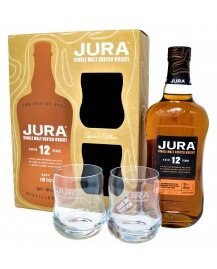 JURA 12 WITH GLASSES